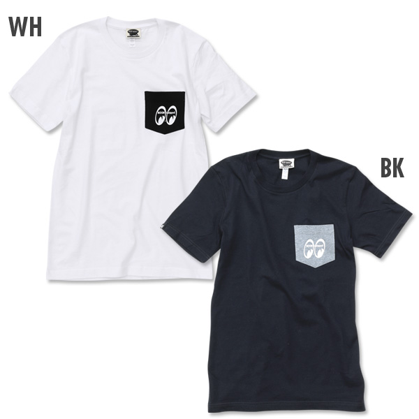 MOON Equipped 2toneポケットTシャツ 新商品のご案内