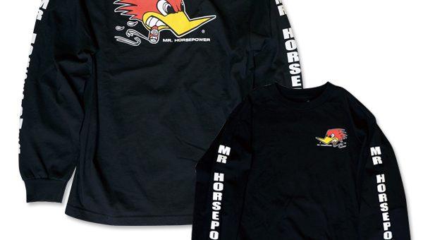 CLAY SMITH ロングスリーブTシャツ(ブラック) 新商品のご案内