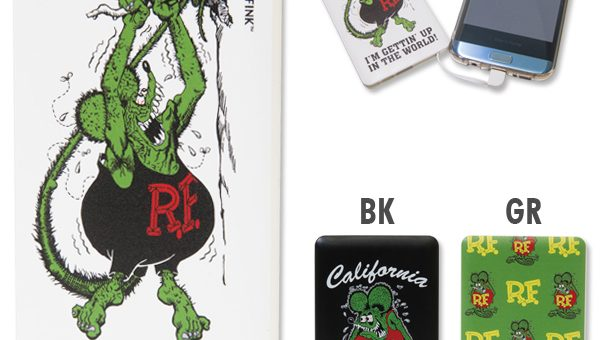 RatFink PowerCahrger 新商品のご案内