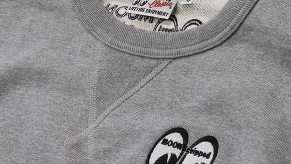 MOON Classics スウェットシャツ 新商品のご案内