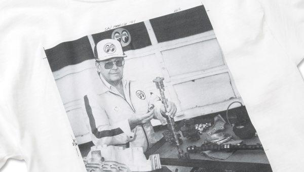 MOON ディーン ムーン Tシャツ 新商品のご案内 ムーンアイズ