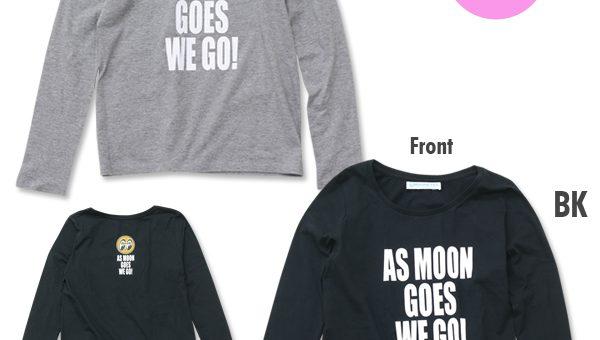 MOONEYES AsMOON レディース ロングスリーブ Tシャツ 新商品のご案内 ムーンアイズ