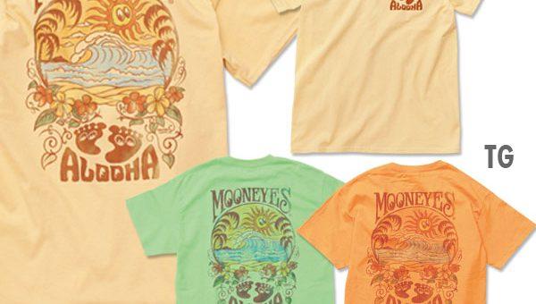 MOONEYES アロハTシャツ 新商品のご案内 ムーンアイズ