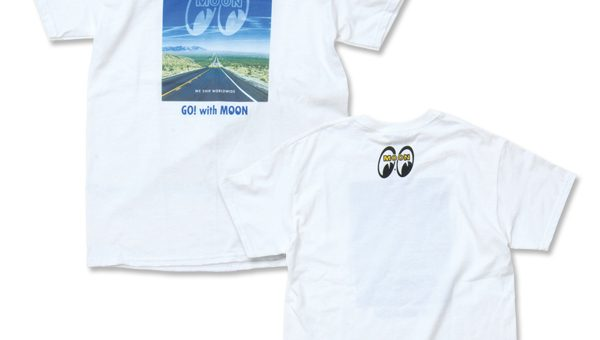 MOON Freeway Tシャツ 新商品のご案内 ムーンアイズ