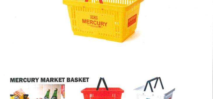 mercury マーケットバスケット 再入荷のご案内