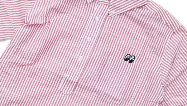 ムーンクラシック シアサッカー プルオーバー シャツ 新商品のご案内 MOON Classic MOONEYES
