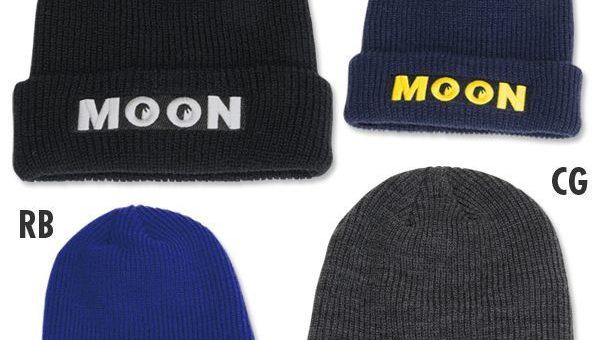 MOONEYES ロゴ ビーニー キャップ 新商品のご案内 ムーンアイズ
