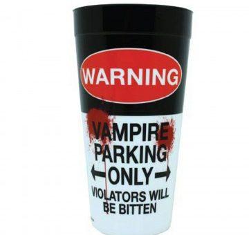 プラカップ BLOODY WARNING 新商品のご案内