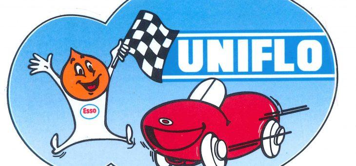 レーシング ステッカー シリーズ 新作のご案内 GULF/ANT、ESSO/UNIFLO