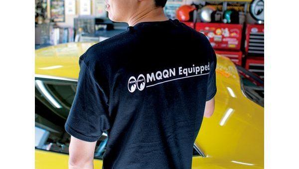 ムーンイクイップド ロゴ Tシャツ 新商品のご案内 MOONEQUIPPED MOONEYES