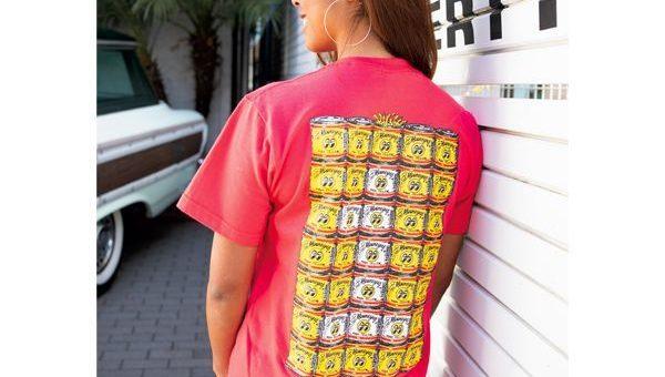 ムーンアイズ ペイントカン Tシャツ 新商品のご案内 MOONEYES