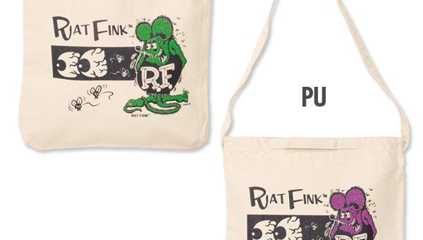 ラットフィンク トートバッグ 新商品のご案内 RATFINK