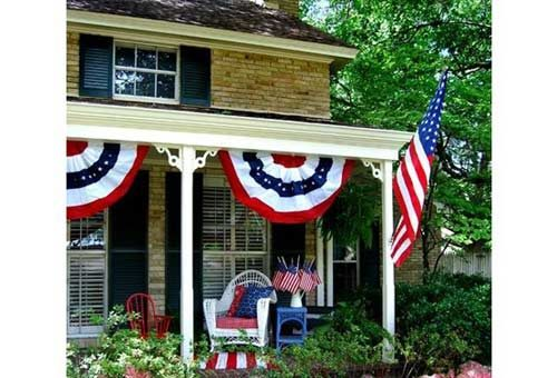 USA 星条旗 フラッグ BUNTING 新色・再入荷のご案内