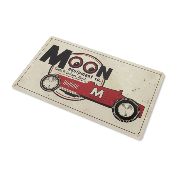MOON Roadster メタル サイン 新商品のご案内