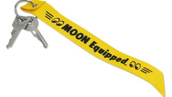 MOON Equipped ストラップキーリング 新商品のご案内