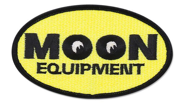 MOON Equipped ワッペン 新商品のご案内