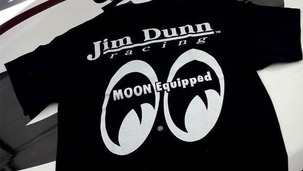MOON Equipped ジムダンレーシングクルーTシャツ 新商品のご案内 ムーンアイズ