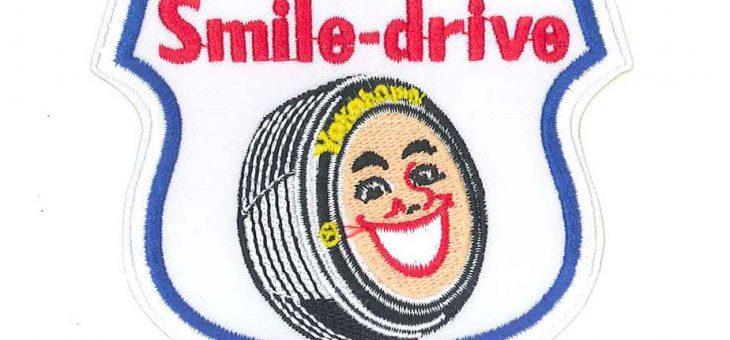 ワッペン Smile-drive 新商品入荷のご案内