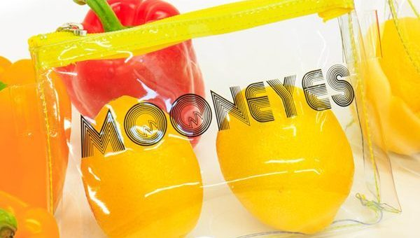 MOONEYES クリアポーチ クリアトート 新商品のご案内 ムーンアイズ
