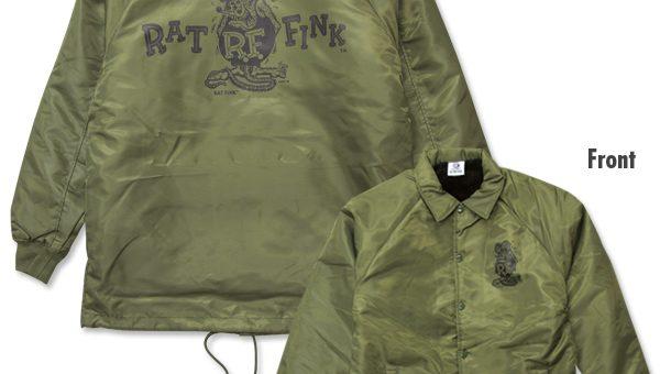 ラットフィンク ボア コーチ ジャケット 新商品のご案内 Rat Fink ムーンアイズ MOONEYES