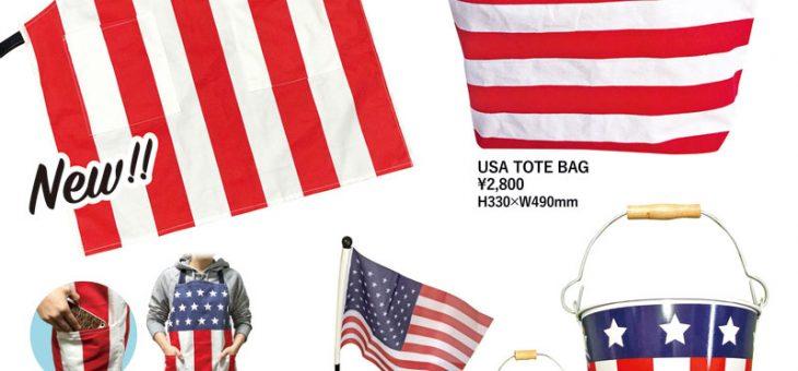 星条旗、ペイズリー シリーズ 各種 新商品のご案内 USA PAISLEY