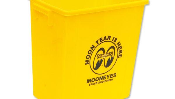 ムーンアイズ ラットフィンク トラッシュビン 新商品のご案内 MOONEYES RATFINK MOON Equipped