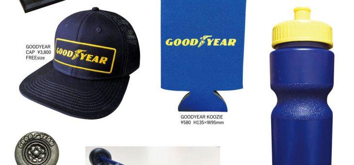グッドイヤー オフィシャルアイテム 各種 新商品のご案内 GOODYEAR