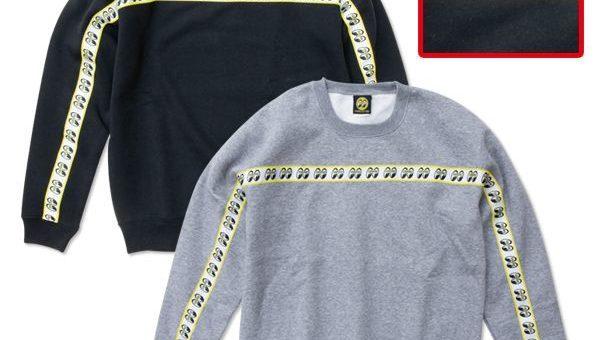 ムーンアイズ ライン スウェットシャツ 新商品のご案内 MOONEYES