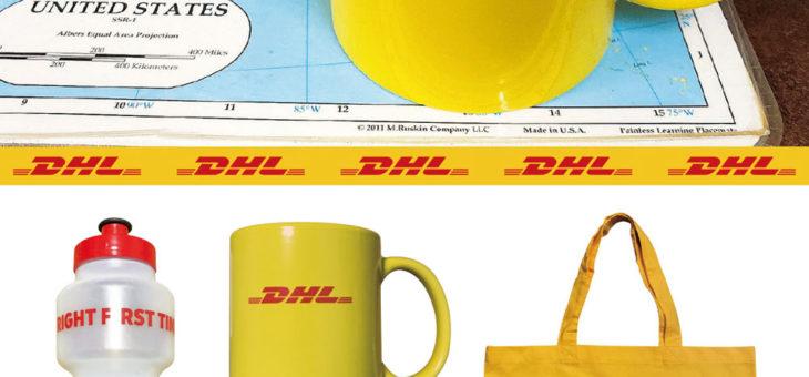 DHL、UPS アイテム各種 入荷のご案内