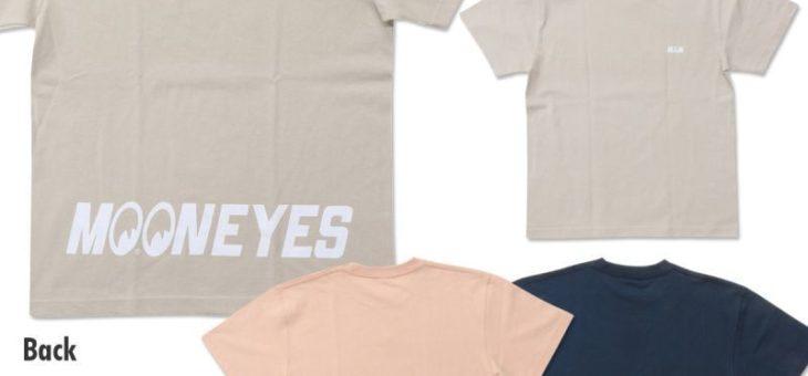 ムーンアイズ ビッグロゴ Tシャツ 新商品のご案内 MOONEYES