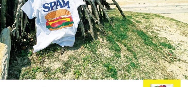 スパム Tシャツ 新商品のご案内 SPAM