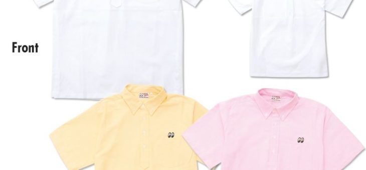 ムーンクラシック オックスフォード シャツ 新商品のご案内 MOON Classic