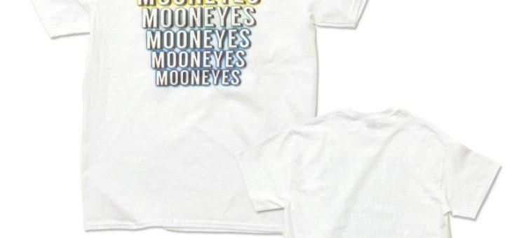ムーンアイズ 3D ロゴ Tシャツ 新商品のご案内 MOONEYES