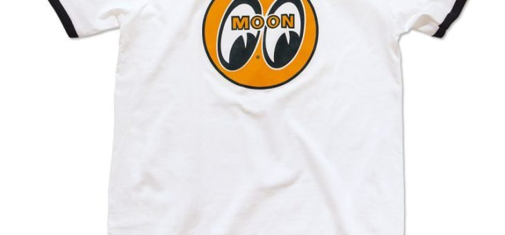 ムーンアイズ トリム Tシャツ 新商品のご案内 MOONEYES