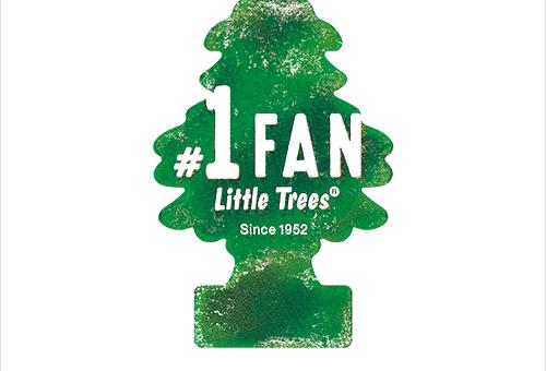 リトルツリー オフィシャル Tシャツ #1 FAN 新商品のご案内 LITTLE TREES