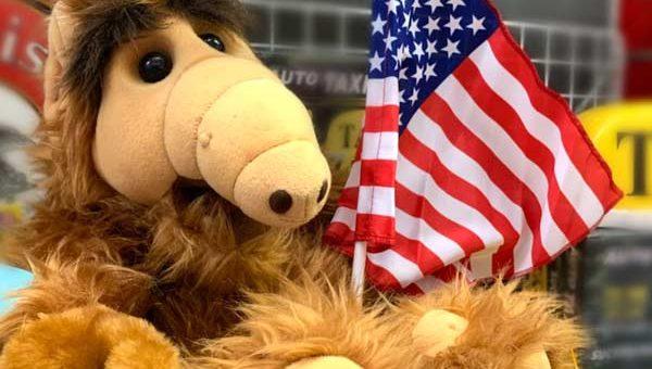 USA 星条旗 スティックフラッグ 新商品のご案内