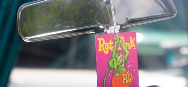 ラットフィンク エアフレッシュナー 新商品のご案内 RATFINK