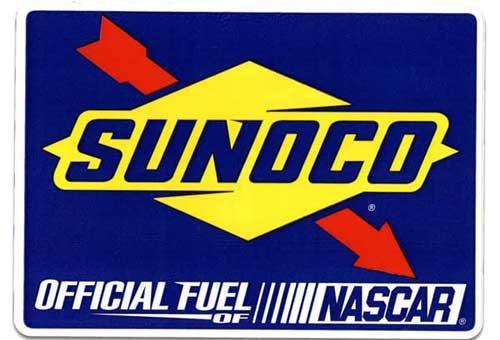 SUNOCO レーシング ステッカー 再入荷のご案内