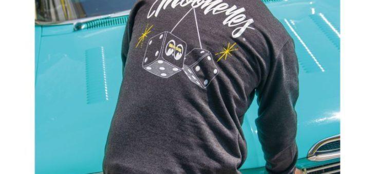 ムーンアイズ ダイス スウェットシャツ 新商品のご案内 MOONEYES