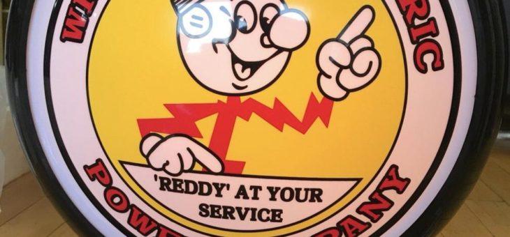 レディキロワット ガスランプ 再入荷のご案内 ReddyKilowatt