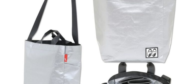 ムーンイクイップド 2WAYタープ トートバッグ 新商品のご案内 MOON EQUIPPED