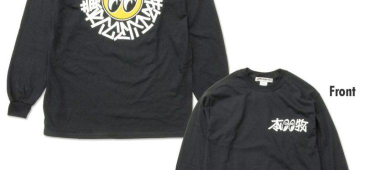 ムーンアイズ 横浜 ロングスリーブ Tシャツ 新商品のご案内 MOONEYES