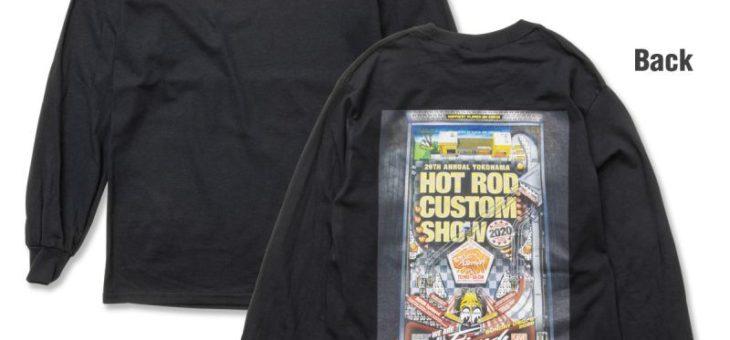 ムーンアイズ HRCS2020 キャンセル Tシャツ 新商品のご案内 MOONEYES