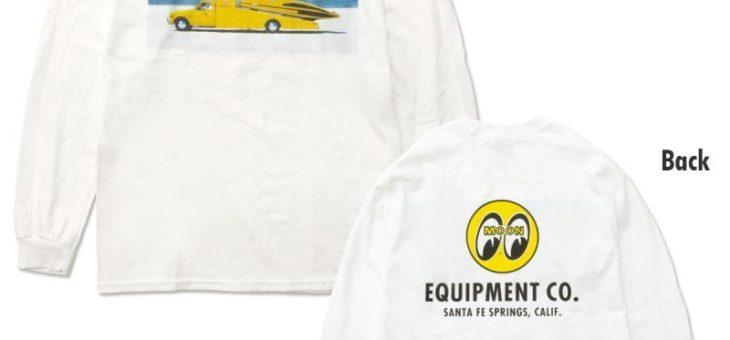 ムーンアイズ Salt Flat Pic ロングスリーブ Tシャツ 新商品のご案内 MOONEYES