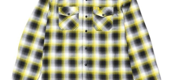 ムーンアイズ × ディクソン フランネルシャツ 新商品のご案内 MOONEYES