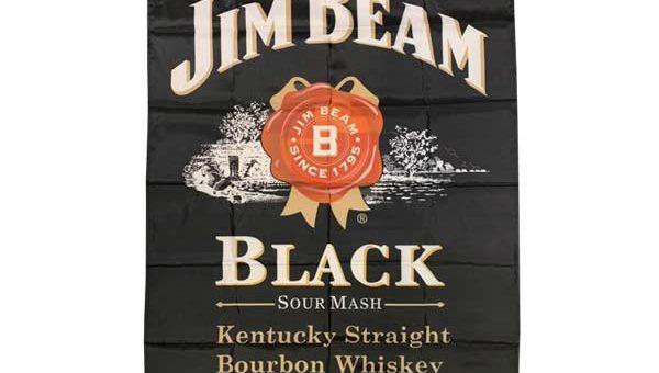 Jimbeam フラッグ 新商品のご案内 ジムビーム