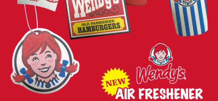 ウェンディーズ エアフレッシュナー、アメリカンカップシリーズ 新商品&再入荷のご案内