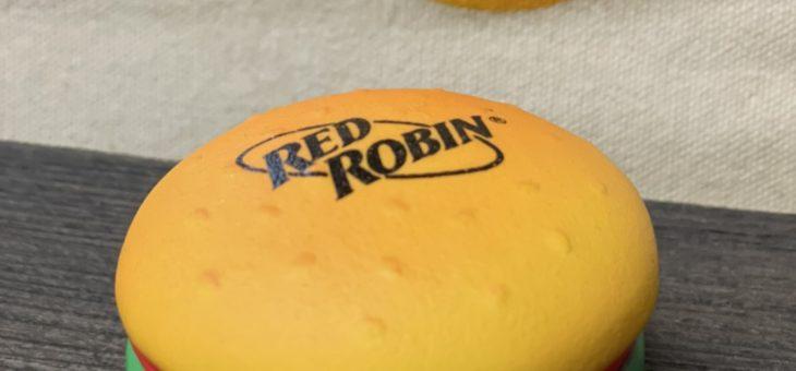 レッドロビン ハンバーガー スクイーズ REDROBIN 新商品のご案内
