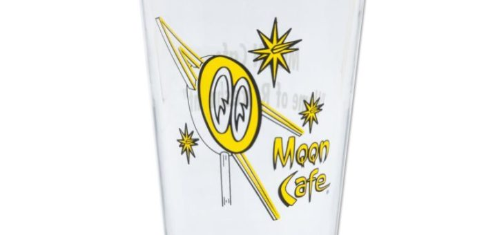 ムーンアイズ MOON Cafe グラス 新商品のご案内 MOONEYES