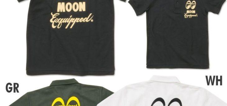 ムーンイクイップド ポロシャツ 新商品のご案内 MOON Equipped